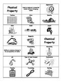 Physical & Chemical Property Card Sort