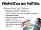Physical Development from Ages 4-6 Powerpoint for Child De
