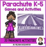 Physical Education: 20 Parachute Game and Activities