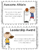 Physical Education Award Certificates --KIDS LOVE THEM!  Positive Reinforcement