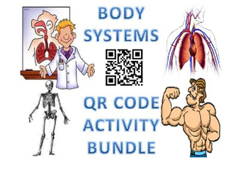 Physical Education: Body Systems Bundle Pack