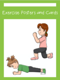 Physical Education Circuit Posters and Task Cards | LCI Movement