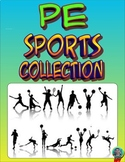 Physical Education Collection of Sport Games