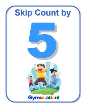 Physical Education Common Core – Skip Counting – Gymucation!