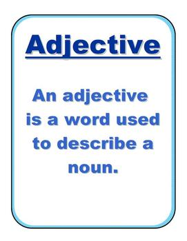 Physical Education Common Core – Spelling Adjectives – Gymucation!