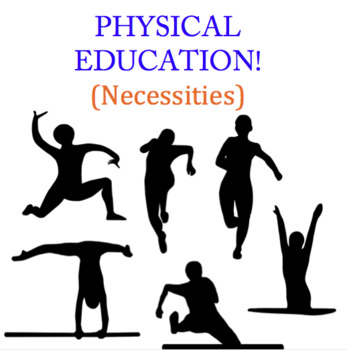 Physical Education worksheets /documents