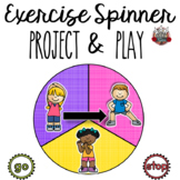 Brain Breaks:  Exercise Project and Play 3