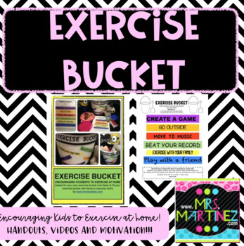 Physical Education: Exercise Bucket