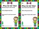 Physical Education Exit ticket