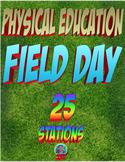 PE Field Day!!!
