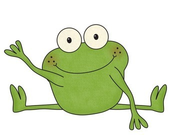 Physical Education: Fit Frog Bulletin Board