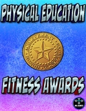 PE Fitness Awards