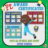 Physical Education, Fitness and Sport Awards- 3 Product Su