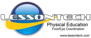 Physical Education Foot/Eye Coordination Lesson Plans