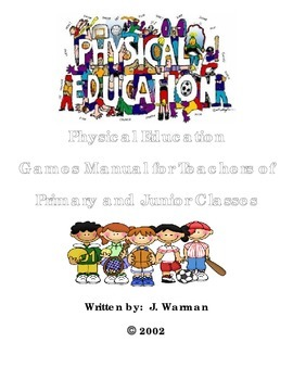 Physical Education Games Manual