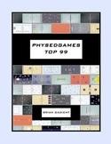 PE Game Book - PhysedGames Top 99 Games