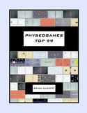 PE Game Book - PhysedGames Top 99 Games