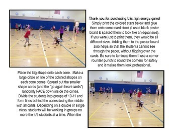 Physical Education: Get in Shape with These Shapes