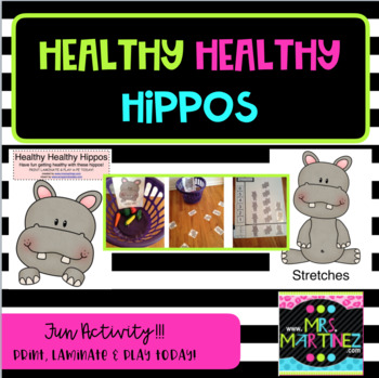 Physical Education: Healthy Healthy Hippos