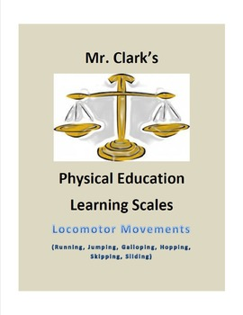 Physical Education Learning Scale Running