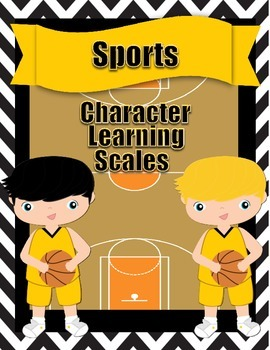 Physical Education Learning Scales