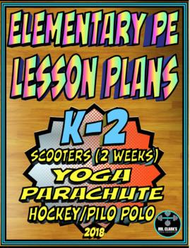 Physical Education Lesson Plan K-2 Volume 7