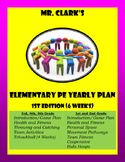Elementary Physical Education Lesson Plans 16th Edition