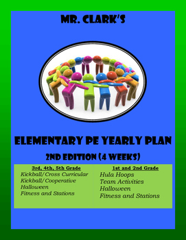 Elementary Physical Education Lesson Plans 17th Edition