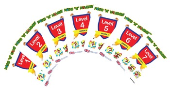 Physical Education Maths Games & Lessons – Full School Kindy to Year 6 (UK)