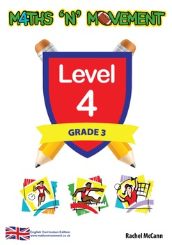 Physical Education Maths Games & Lessons – Year 3 / Level 4 Bundle (UK)