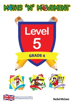 Physical Education Maths Games & Lessons – Year 4 / Level 5 Bundle (UK)