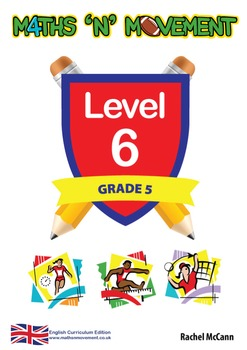 Physical Education Maths Games & Lessons – Year 5 / Level