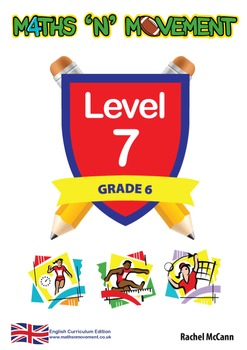 Physical Education Maths Games & Lessons – Year 6 / Level