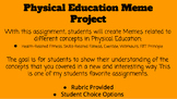 Physical Education Meme Project