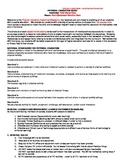 Physical Education PE Syllabus Syllabi Guide Rules Expecta