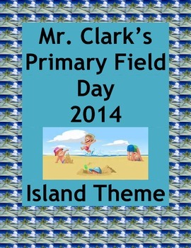 Field Day Island Adventure Physical Education Primary