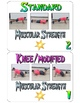 Physical Education Push-Up Exercise Cards