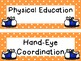 """Physical Education """"Ready to Go"""" Word Wall Cards!"""