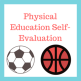 Physical Education Self-Evaluation