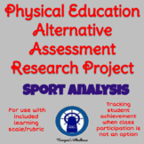 Physical Education Sport Research Project: An Alternative Assessment