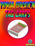 Physical Education TAG CARDS!