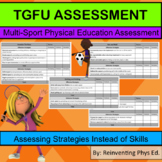 Physical Education TGFU Assessment Rubric