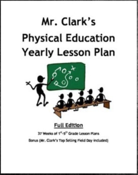Physical Education Yearly Plan 1