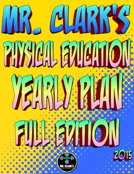 Physical Education Yearly Plan 2