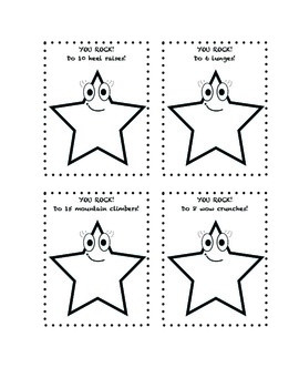 Physical Education: You are a STAR!