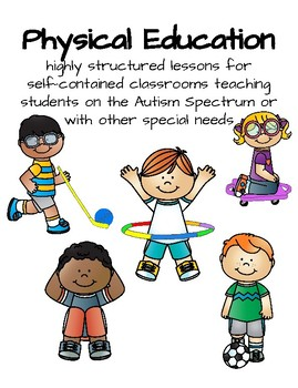 Physical Education lessons for Special Education