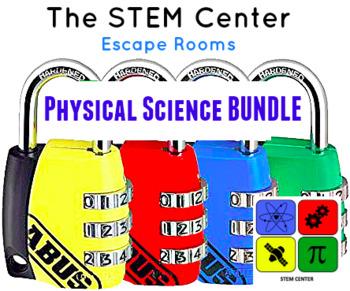 Physical Escape Room Bundle