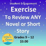 Exercise Test Review: Engage All Students, Any Short Story or Novel