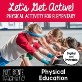 Physical Fitness and Activity Unit, Distance Learning, Google Classroom