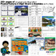 (Geography) Physical Features in Social Studies Unit Bundle - Nonfiction Texts